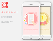 Glukomi- iOS App and Apple Watch App