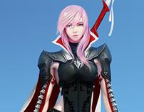Final Fantasy ladies [on going, 1/9]