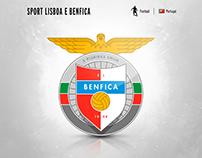 SL Benfica | logo redesign