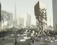 Urban Monument for Dubai