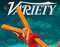 Cover for VARIETY Marissa Mayer Yahoo
