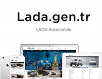 Lada Web Site Tasarımı