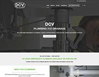 DCV Plumbing - Website