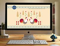 Pasta Show Web design