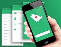 Saudi Hospitals Directory - IOS
