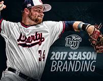 2017 Liberty Baseball Campaign