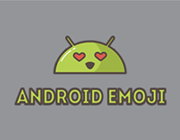 Android emoji - icon set (free download)