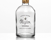 Alligator Vodka