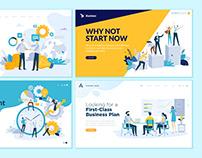 Business - Web Design Concepts