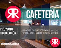Proyecto Decoración Cafetería