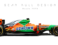 Various F1 Liveries