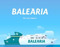 Balearia illustrations