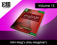 Mini Mags Urdu Magazine (Volume 13)