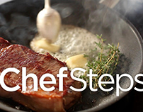 ChefSteps animated banners