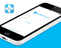 App Just Doctor Client - iOS
