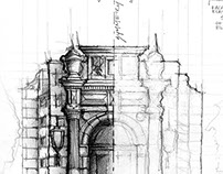 Historic Preservation Sketches