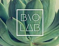 BIOLAB-cosmetic concept