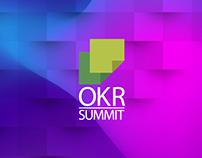 UX/UI - Evento OKR Summit