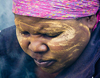 Portraits of a Township, Cape Town, South Africa