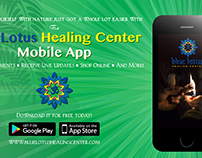 Designs for Blue Lotus Healing Center