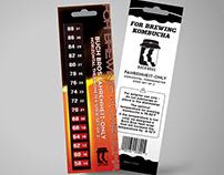 Kombucha Package Design