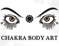Chakra Body Art