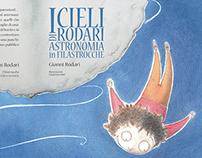 "Children's book ""I cieli di Rodari"""