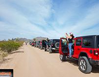 Back way to Alamo Lake / AZ Peace Trail