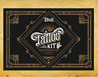 Tattoo kit  packaging