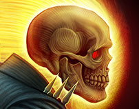 Ghost Rider illustration