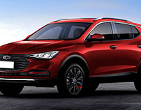 Chevrolet Spin SUV 2022