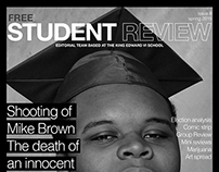 Student Review Issue 8 (2015)