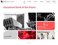 WCSABU DHABICRYPTO BANK (RED)