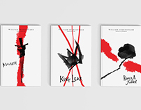 Shakespeare Book Cover Series