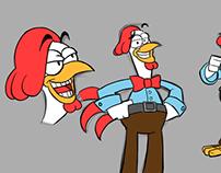 Boss Chicken
