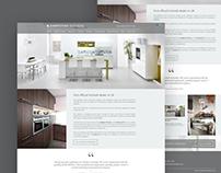 Hampstead Kitchens - Website