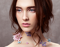 HUF Magazine - Whispery Flowers