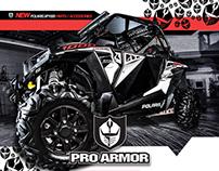 Social Marketing Campaign - Pro Armor