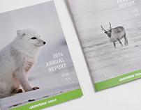 Greenpeace 綠色和平|季刊年報