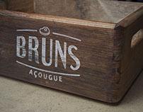Bruns Açougue | Branding