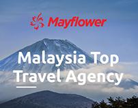 Mayflower Website Revamp