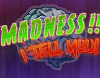 Madness I tell you comics artwork