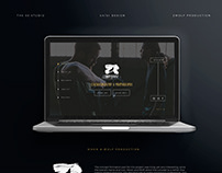 Moon & Wolf Production Web Design