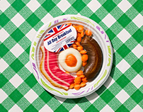 David Sykes 'Faux Foods'