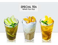 Special Tea - Refesh your day