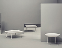 Aro tables for Bolia
