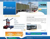 Diseño página web Ciraire