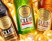 Club Premium Beer
