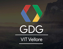GDG Standee