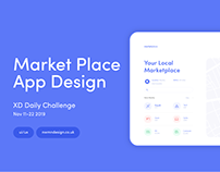 XD Daily Creative Challenge - Day 3 Marketplace